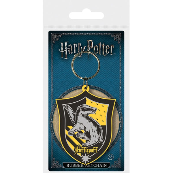 Hufflepuff | Harry Potter Keychain | GalaxT