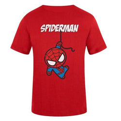Marvel™ T-Shirts Spiderman T-Shirt : Kawaii