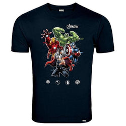 Marvel™ T-Shirts Avengers T-Shirt : Team