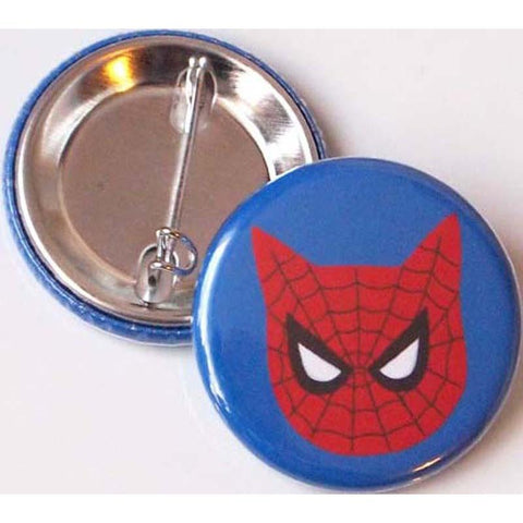 Spiderman Cat Badge - Badges - Marvel - GalaxT