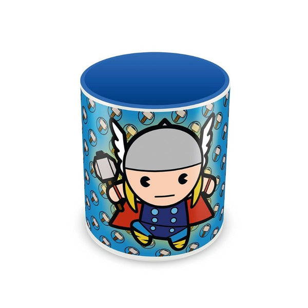 Thor Kawaii Art Mug