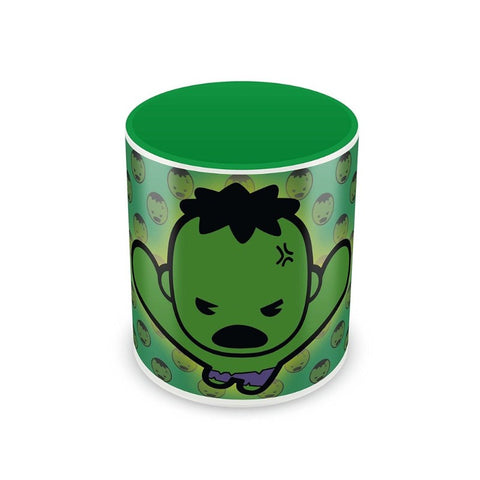 Hulk Kawaii Art Mug - Mugs - Marvel™ - GalaxT