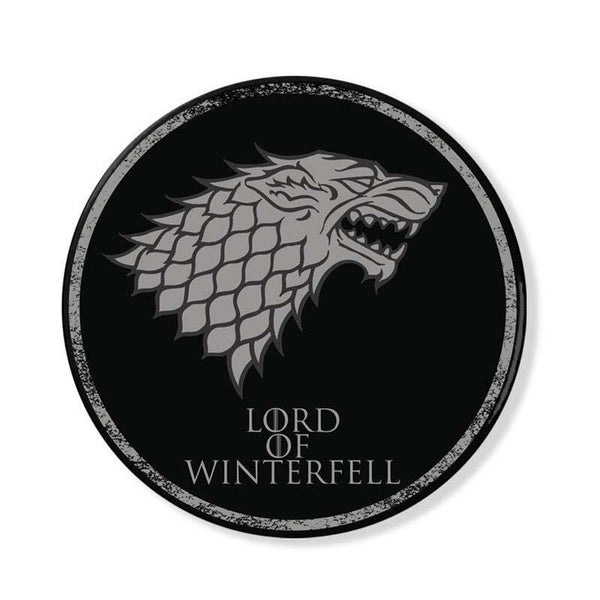 Game of Thrones Stark Badge - Badges - Game of Thrones - GalaxT