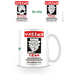 Rick And Morty : Mug - Mugs - Rick and Morty - GalaxT