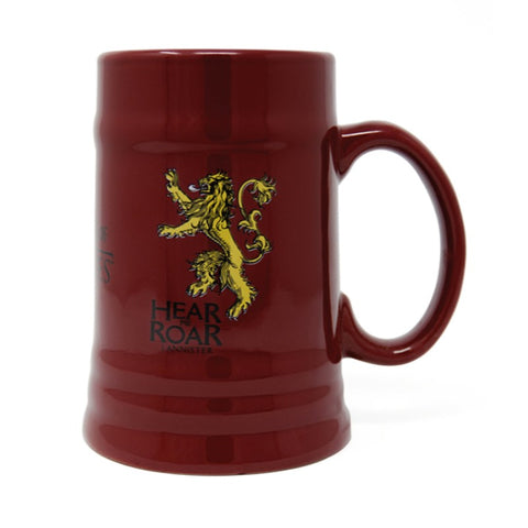 Game Of Thrones : House Lannister - Mugs - Game of Thrones - GalaxT
