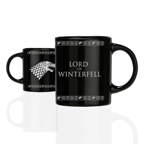 Game Of Thrones : Jon Snow - Mugs - Game of Thrones - GalaxT
