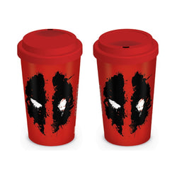 Logo | Deadpool Mug | GalaxT