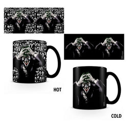 The Joker : Heat Changing - Mugs - DC Comics™ - GalaxT