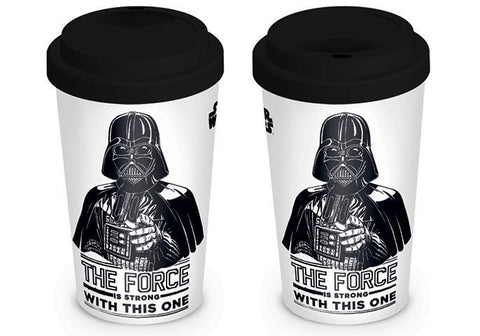 Star Wars : The Force Is Strong - Mugs - Star Wars - GalaxT