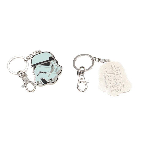 Star Wars Stormtrooper Helmet Keychain - Keychain - Star Wars - GalaxT