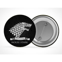 Game Of Thrones : Winter Is Coming - Badges - Game of Thrones - GalaxT