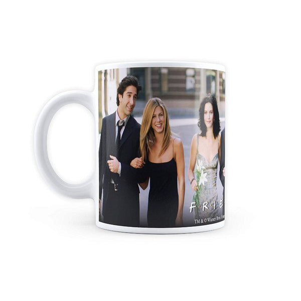 After Party | Friends Mug | GalaxT
