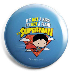 Its Not A Bird | Superman Badge | GalaxT