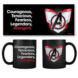Marvel™ Mugs Avengers Mug : Quote
