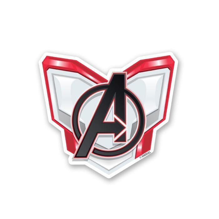 Avengers New Suit Logo Sticker - Marvel™ - GalaxT