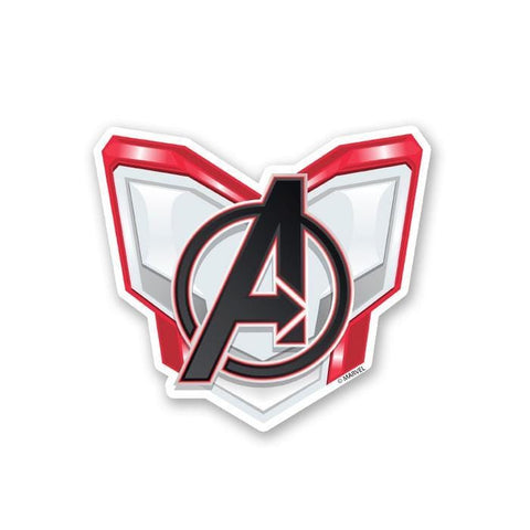 Marvel™ Stickers Avengers Sticker : New Suit Logo