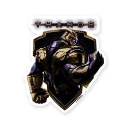 Marvel™ Stickers Avengers Sticker : Thanos