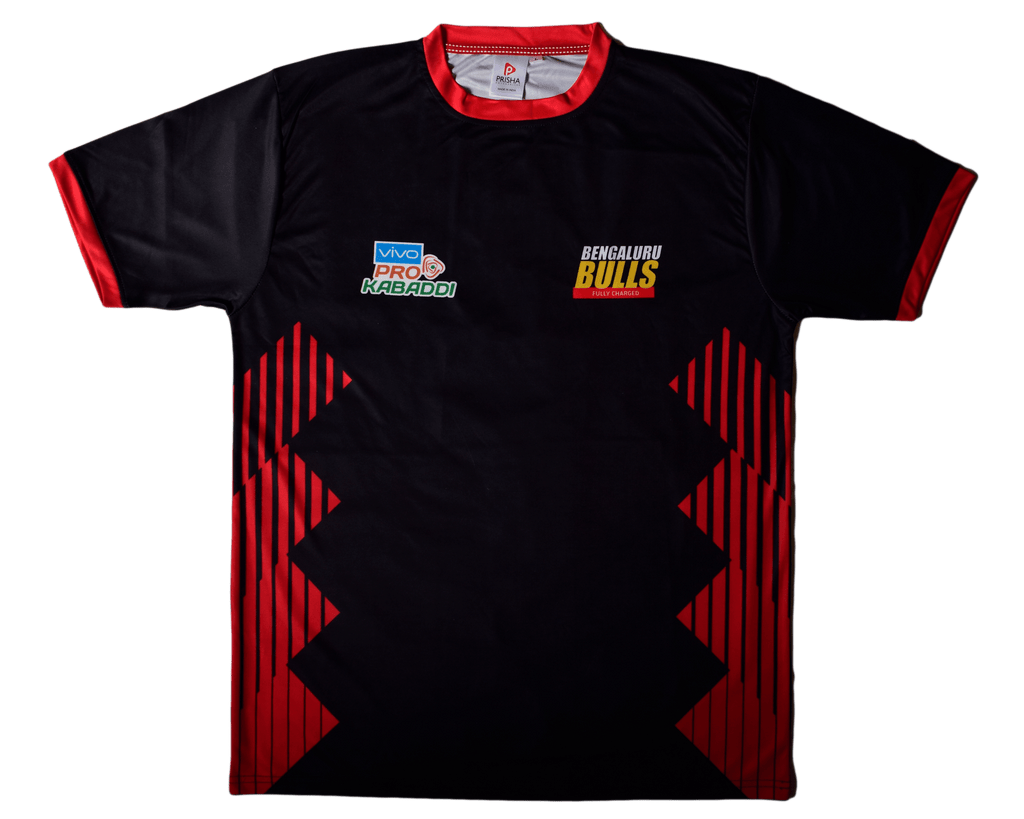 Season 6 Away Jersey - Bengaluru Bulls - GalaxT