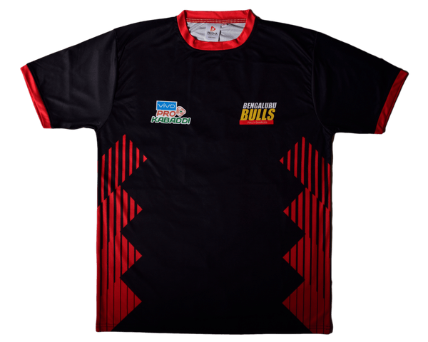 Away Jersey Season 6 | Bengaluru Bulls Jersey | GalaxT