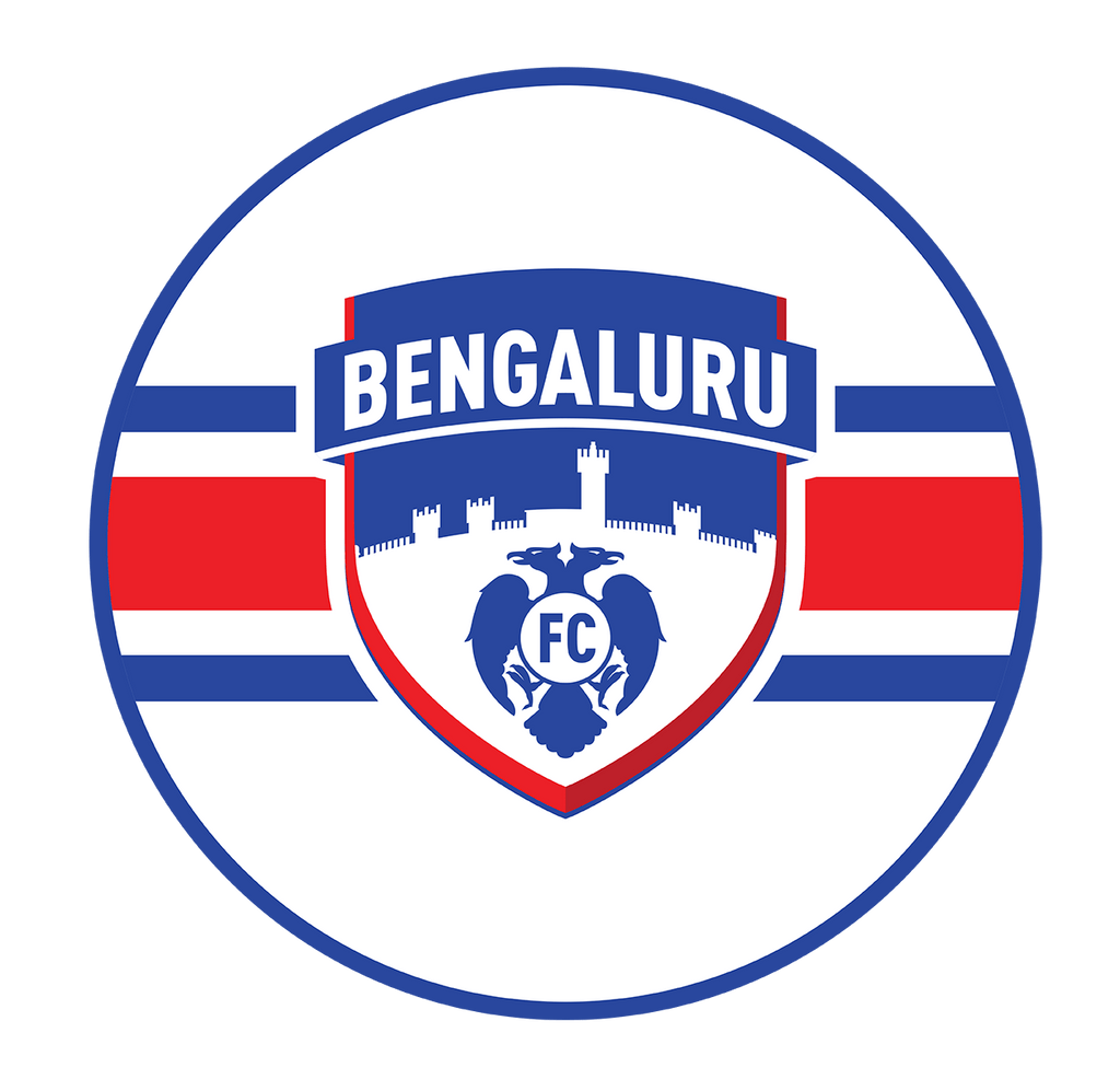 Brand Logo Badge - Bengaluru FC - GalaxT