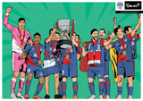BFC Champions Poster