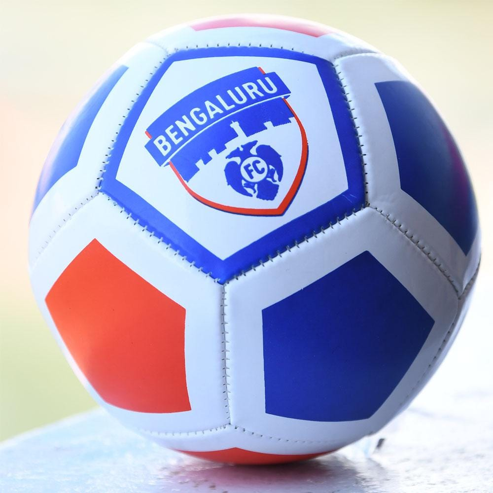 Size 1 Mini Football - Bengaluru FC - GalaxT