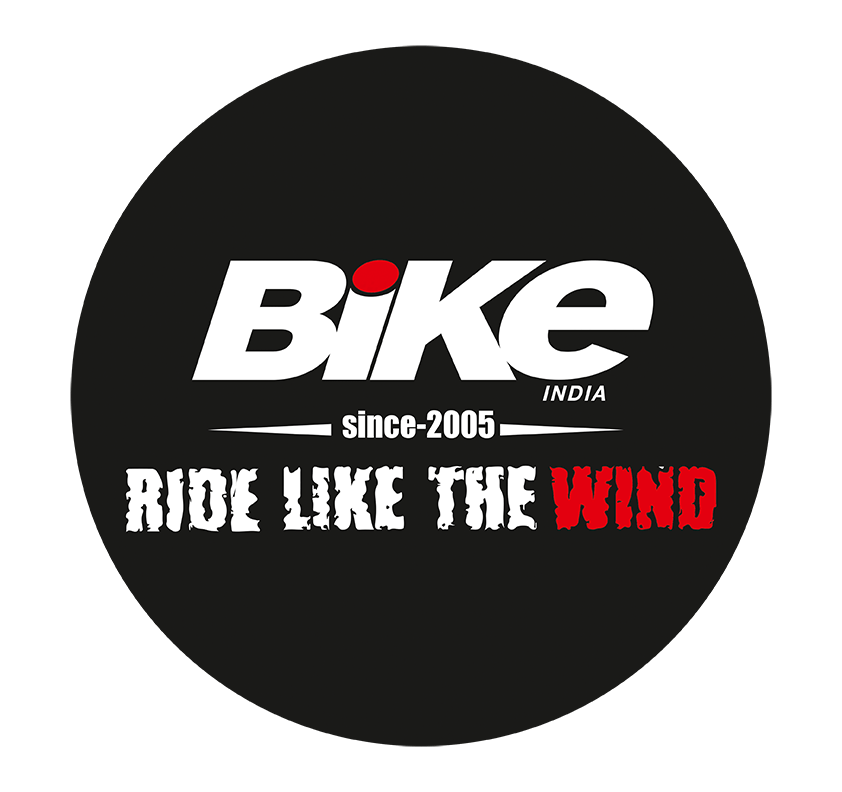 Ride Like The Wind Badge - Bike India - GalaxT