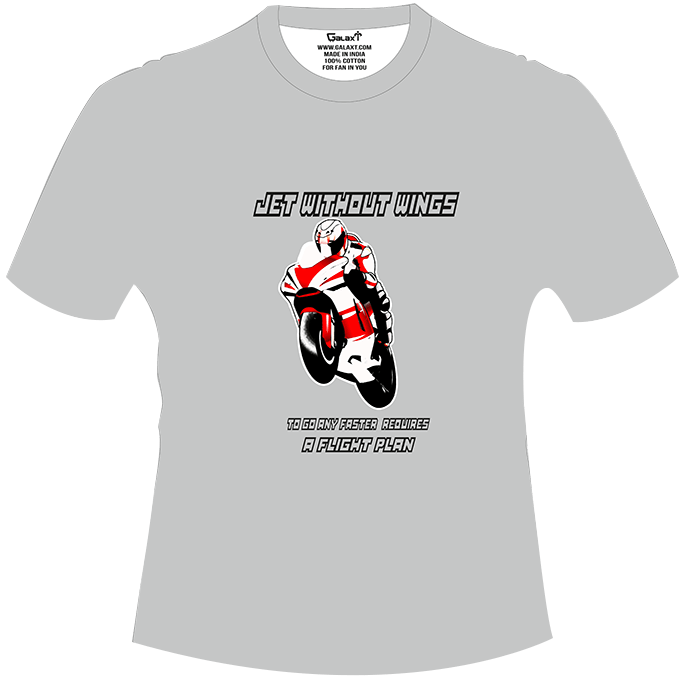 Jet Without Wings, To Go Any Faster, Requires A Flight Plan T-Shirt