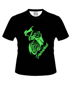 Bike India T-Shirts S / Black Bike India T-Shirt : Beast Unleashed