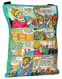 Birbal And Curry Of Course Sling Bag - Amar Chitra Katha - GalaxT