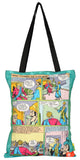 Birbal And Curry Of Course Tote Bag - Amar Chitra Katha - GalaxT