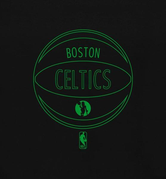 Boston Celtics Basketball T-Shirt - NBA - GalaxT
