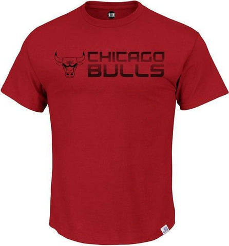 NBA T-Shirts Chicago Bulls T-Shirt : Bull