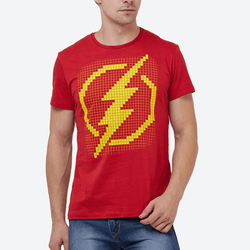 DC Comics™ T-Shirts Flash T-Shirt : Logo