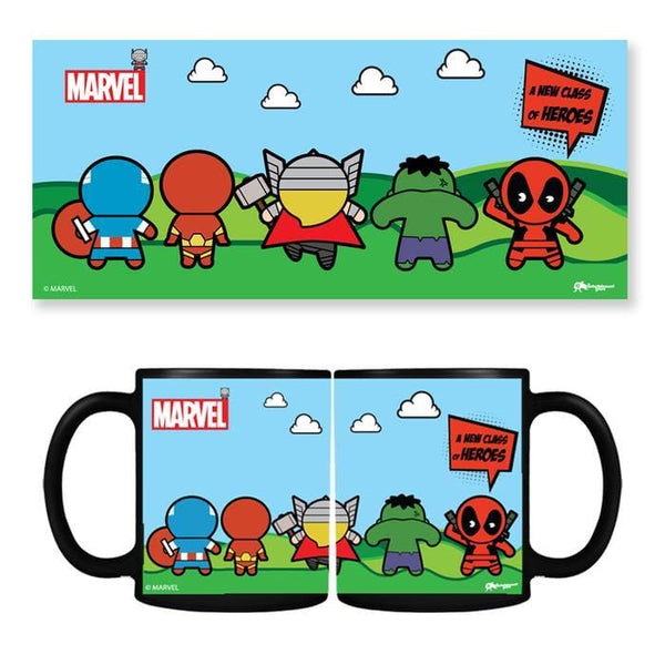 Marvel™ Mugs Deadpool Mug : New Hero