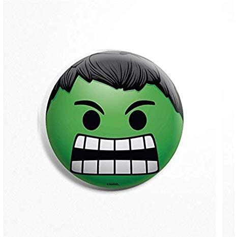 Marvel™ Badges Hulk Badge : Face