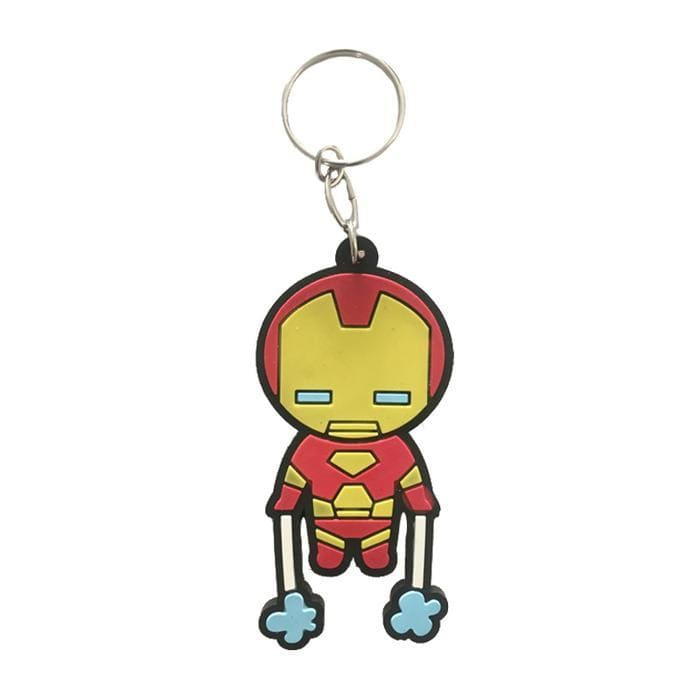 Avengers Iron Man Chibi Keychain - Marvel™ - GalaxT
