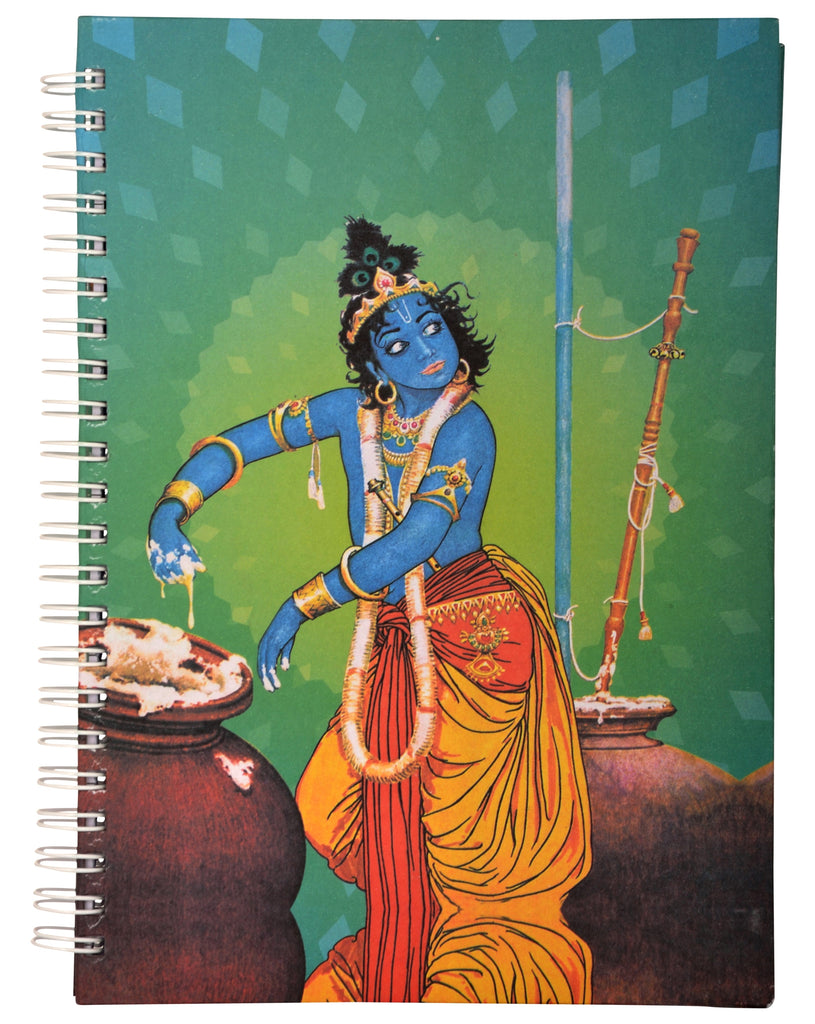Krishna Wiro Notebook