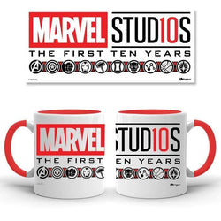 Marvel™ Mugs Marvel Mug : First Ten Years