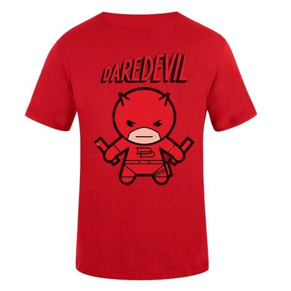 Marvel™ T-Shirts Daredevil T-Shirt : Chibi