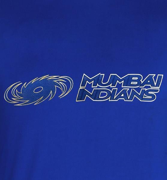 Full Sleeve Logo T-Shirt - Mumbai Indians - GalaxT