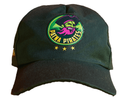 Patna Pirates Caps Green Patna Pirates Cap : Logo