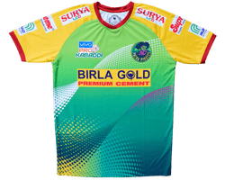 Patna Pirates Jerseys Patna Pirates Jersey : Season 6