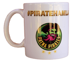 Patna Pirates Mugs Patna Pirates Mug : Pirate Logo