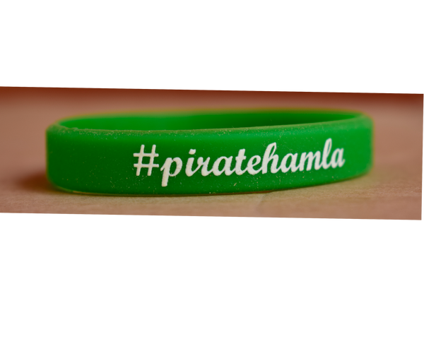 Patna Pirates Wristband : Fan Band - Wrist Bands - Patna Pirates - GalaxT