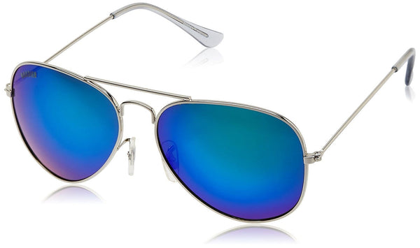 Roadies Sunglasses One Size Roadies Aviator Sunglasses : Style Code 111-C13