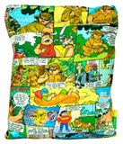 Shikkari Shambu With Wild Animals Sling Bag - Tinkle - GalaxT