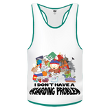 Stan Marsh Quote Tank Top