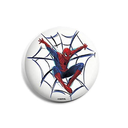 Marvel™ Badges Spiderman Badge : Web
