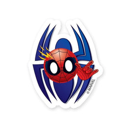 Marvel™ Stickers Spiderman Sticker : Logo